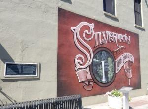 Silverton mural