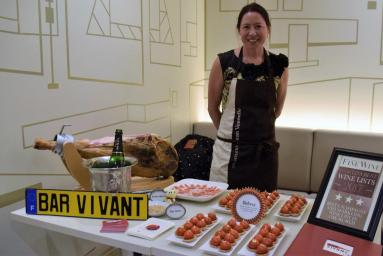 Cheryl Wakehauser Bar Vivant