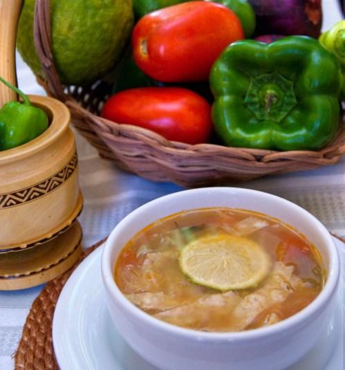 Mexican soup recipes