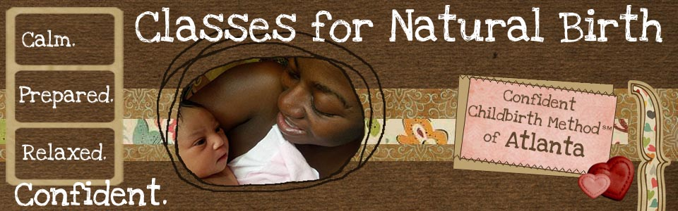 Confident Childbirth Method of Atlanta | Classes for Natural Birth
