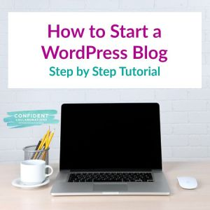 How to Start a WordPress Blog Using Bluehost