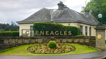 Couples Weekend in Gleneagles 5 Star Luxury Resort