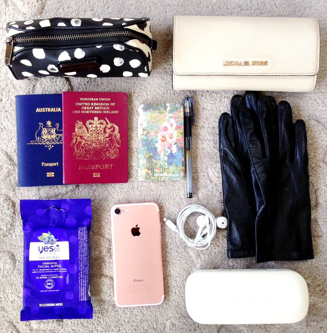 Bag Essentials