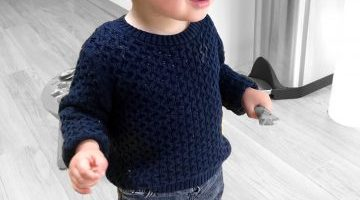 Toddler Style : Acid Wash Jeans And Baby Brogues