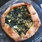 Gluten Free Spinach and Feta Pie