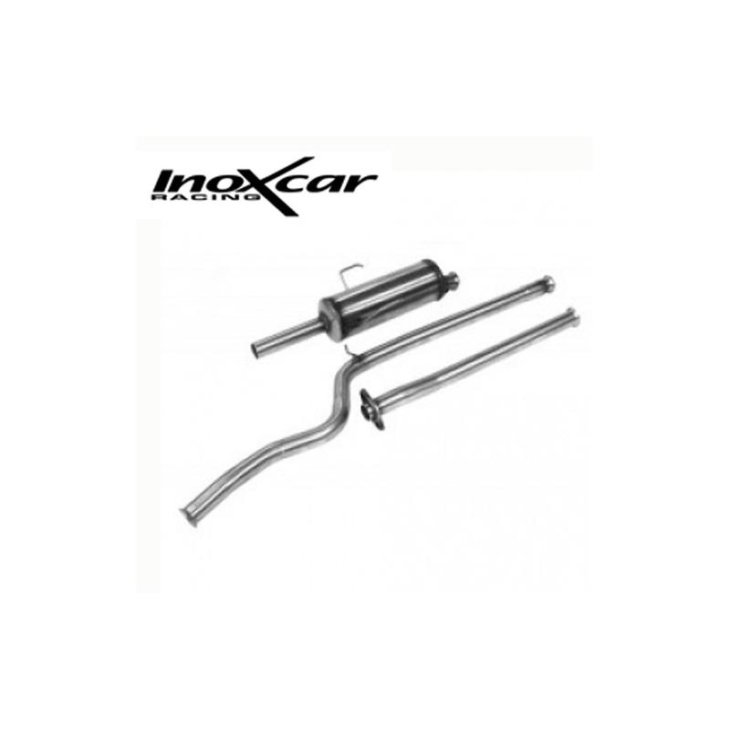 Ligne échappement Groupe A Inoxcar Peugeot 205 1.6/1.9 GTi