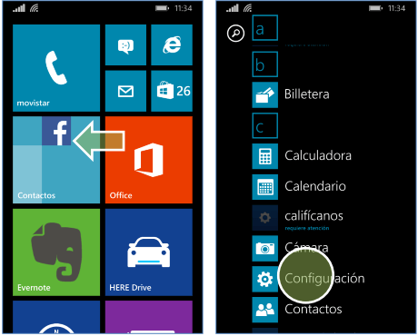 como configurar apn telcel mexico windows phone nokia 520