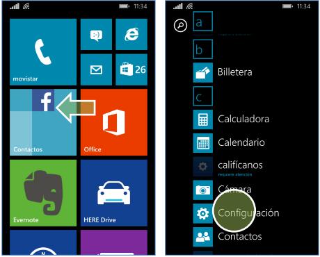 como configurar apn tigo colombia windows phone nokia 520