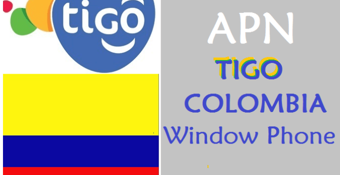 como configurar apn tigo colombia windows phone nokia