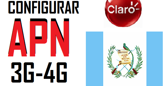 configurar apn claro guatemala android blackberry