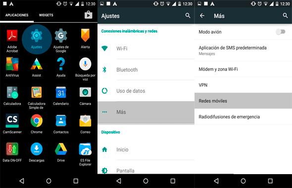 como configurar apn tuenti guatemala android 2017