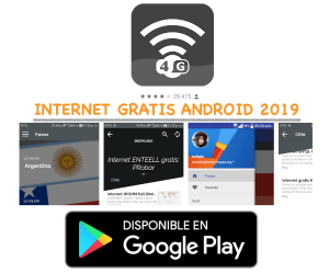 app descargar internet gratis android 2019