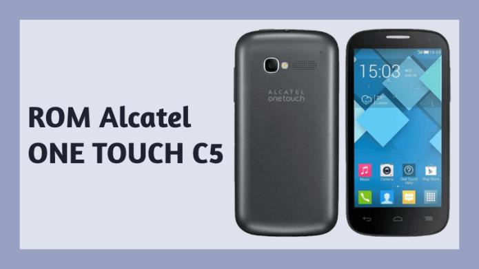 descargar firmware alcatel 5036a one touch c5 rom stock