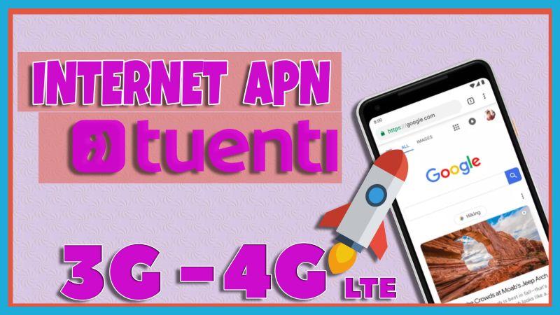configurar apn tuenti peru, crear perfil de internet android