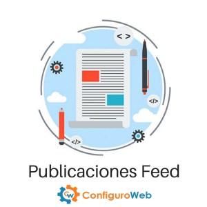 Publicaciones Feed