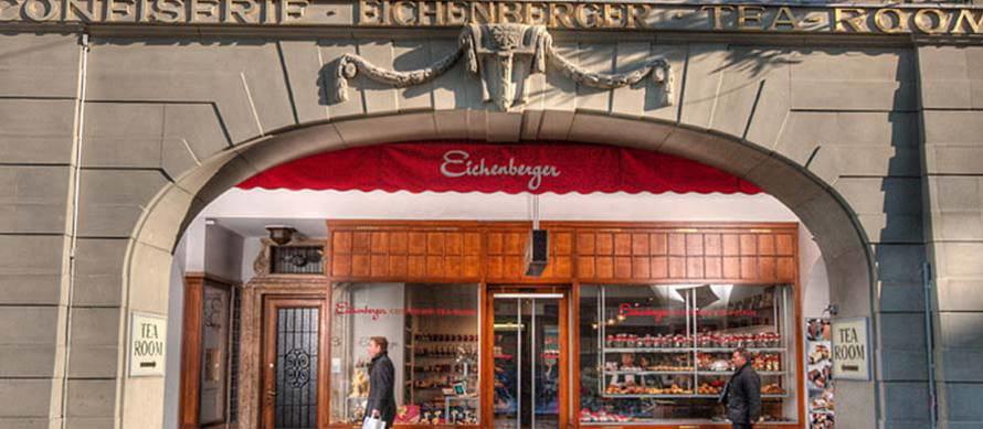 Confiserie Eichenberger  Bahnhofplatz Confiserie