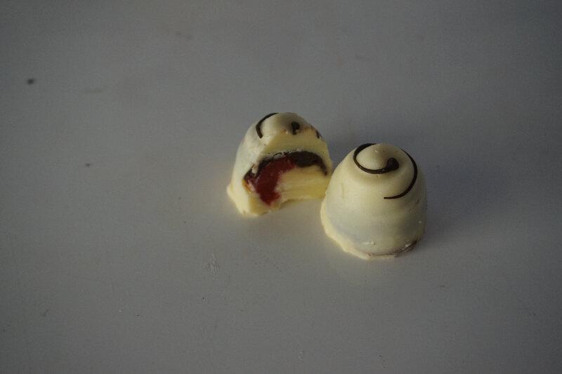 Bombón Chocolate Blanco