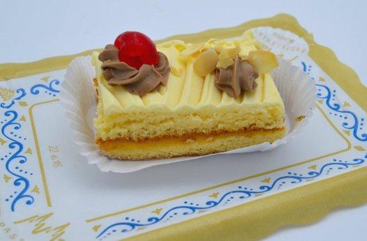 Pastel bizcocho de mantequilla