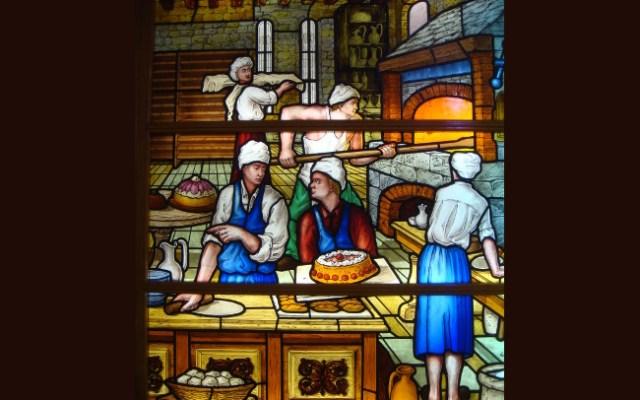 cristalera pastelería