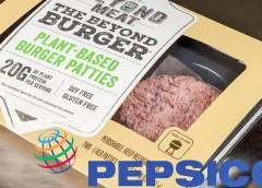 PepsiCo se alía con Beyond Meat para producir snacks y refrescos de origen vegetal