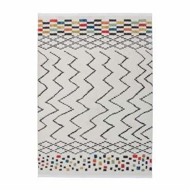 touareg tapis de couloir style berbere