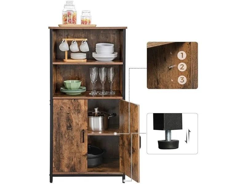 vasagle meuble de rangement armoire