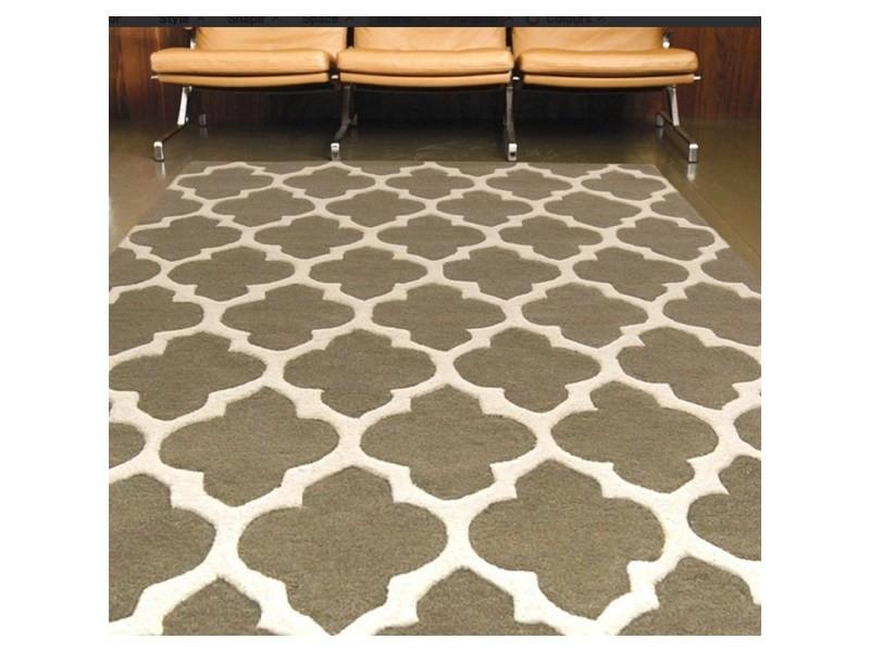 tapis pure laine tufte arch 160x230