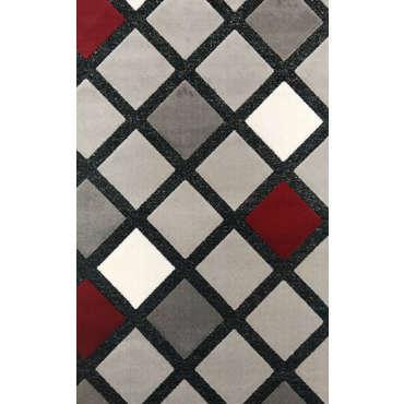 tapis salon et chambre motifs conforama