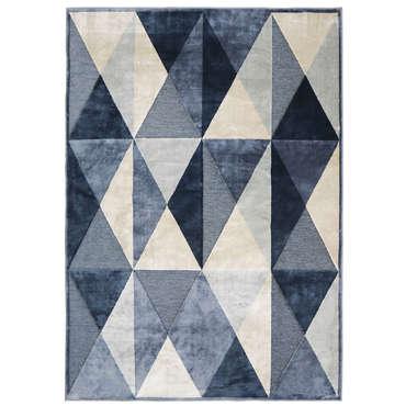 tapis 120x170 cm winter coloris blanc