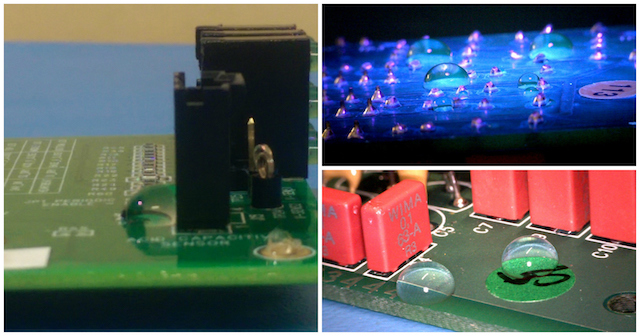 Circuit Board Protection Conformal Coating Pcb Train Blog