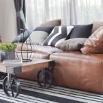 Come curare la pelle del divano : 4 consigli