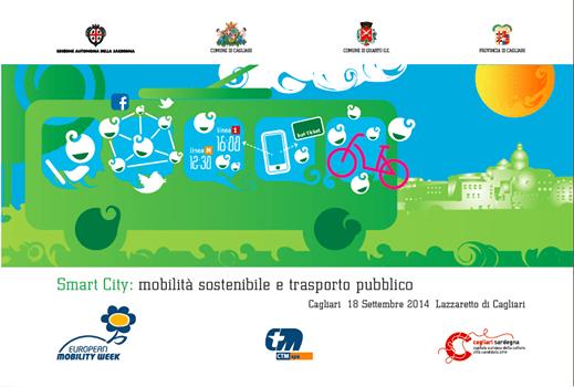La Confservizi-CISPEL Sardegna a Smart City: mobilità sostenibile e trasporto pubblico
