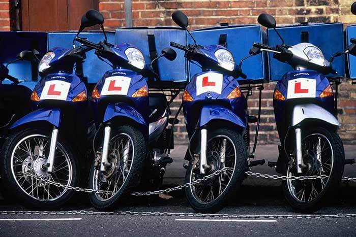 A Motorbike Licence And Pass Your Test