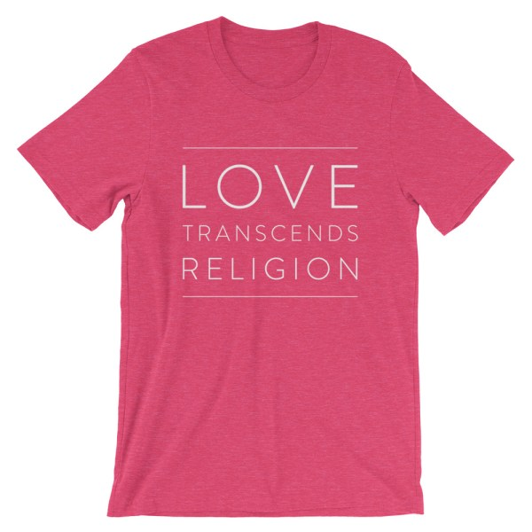 Confusianity •  Love Transcends Religion