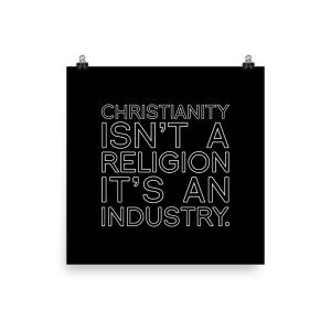 Confusianity •  Industry (Poster)