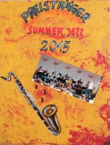 Publikumspreis Summerjazz Pinneberg 2015