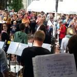 conFUSION Big Band auf der Altonale 2016
