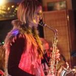 Nanette Nowack, Altosax