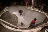 The Maya Pool (DIY Backyard Pool) | Confusion Magazine ...