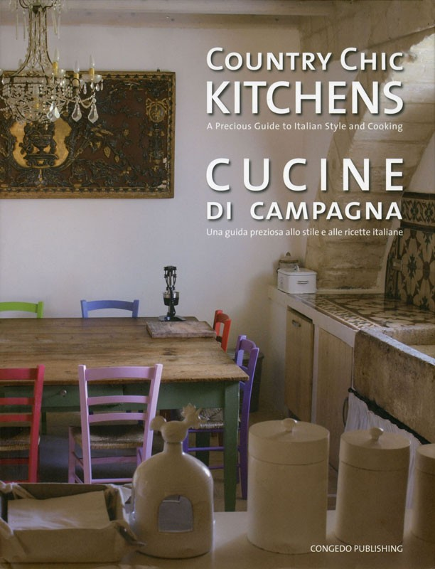 Country chic KITCHENS CUCINE di campagna