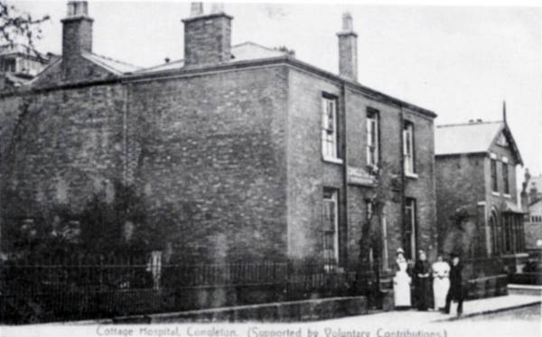 The Cottage Hospital – Congleton Town Council