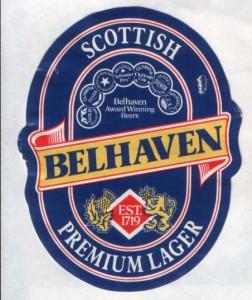 Belhaven Premium Lager