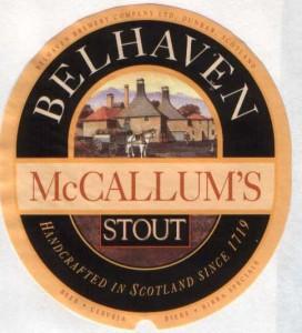Belhaven Stout