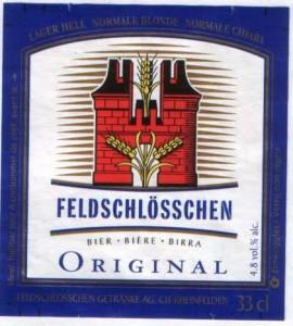 Feldschlosschen Original