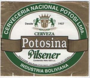 Potosina Pilsener