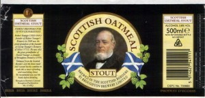 Scottish Oatmeal Stout