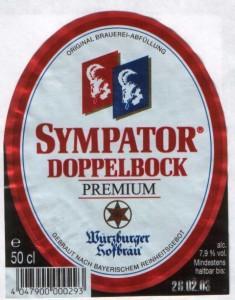 Sympator Doppelbock Premium