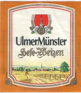 UlmerMunster Hefe-Weizen