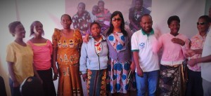 Deafblind women for Sexual Reproductive Health