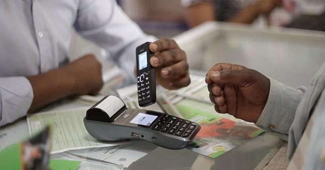 Terminaux de paiement électronique (TPE)